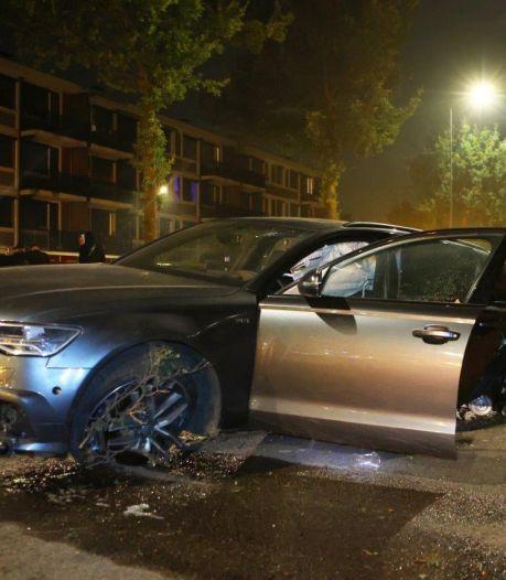 Politie vindt bestuurder die vluchtte na crash met peperdure Audi: 'Uitgenodigd voor verhoor'