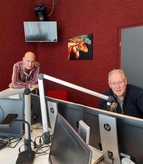 Gezamenlijk cultuur-radioprogramma Boogie Woogie en RTV Slingeland