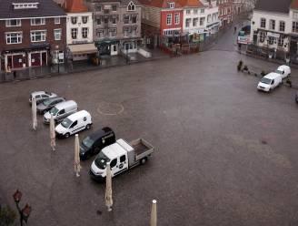 Zo gaat Bergse binnenstad op slot: met slimme camera's ontsnapt niemand aan bekeuring