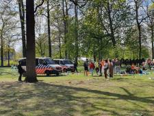 ME veegde druk park in Breda leeg: 'Jeetje, waarom moeten we nu weg? Het was net zo gezellig'