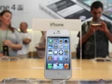 Le bénéfice d'Apple bondit de 85% mais reste décevant