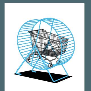 De hamsteraar is een beukende kritiek op het kapitalisme ★★★★☆