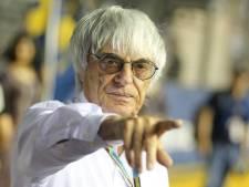 Bernie Ecclestone (89) hoopt nog veel van zoontje mee te maken