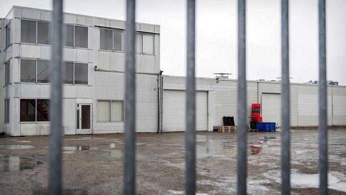 Vleesverwerker Willy Selten in Oss, die in Nederland verdacht wordt van fraude met paardenvlees.