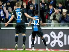 Bruges continue d'imposer son rythme infernal