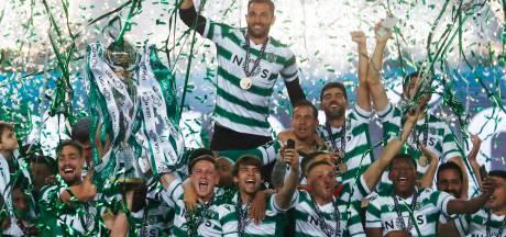 Le Sporting Portugal champion du Portugal pour la première fois depuis 19 ans