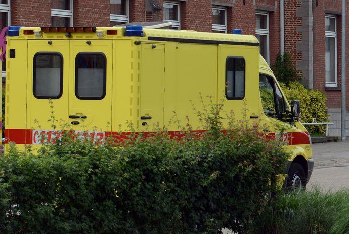 Illustratie ambulance