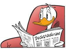Vughtenaar Bas Heymans tekent voor de Donald Duck en leert de kunst nu aan anderen