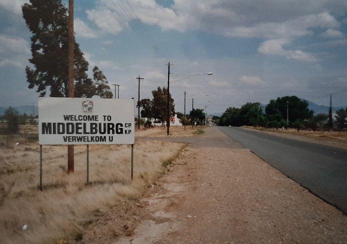 Middelburg, in de provincie Oost-Kaap in Zuid-Afrika. Dit is één van de twee plaatsen in Zuid-Afrika met de naam Middelburg. De andere ligt in de provincie Mpumalanga, halverwege de route Pretoria - Kruger Park, en is met 188.000 inwoners het grootste Middelburg ter wereld.