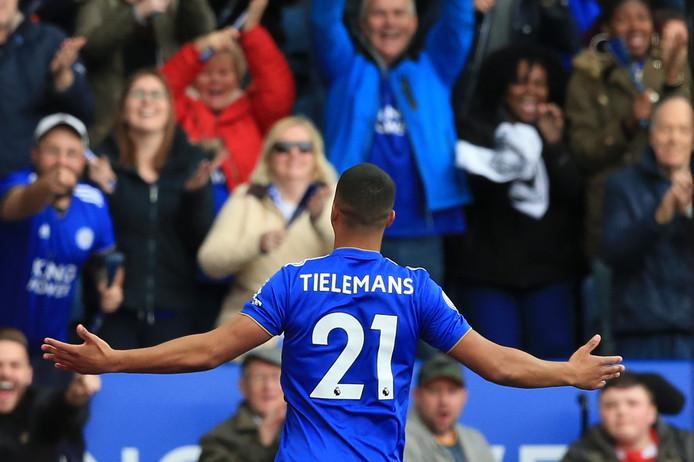 Youri Tielemans a déjà été prêté à Leicester la saison dernière