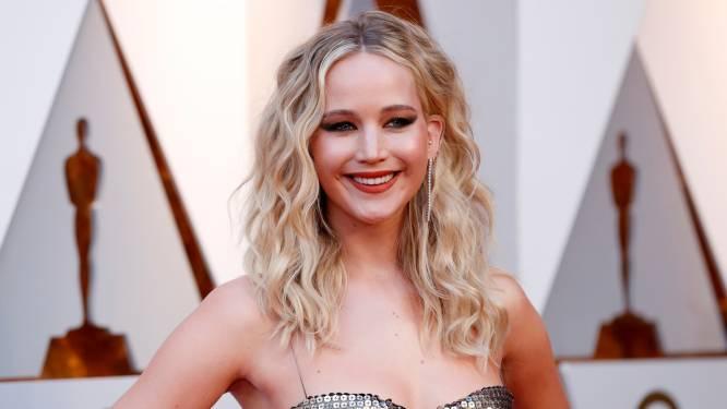 Jennifer Lawrence attend son premier enfant