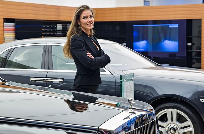 Marissa van Laarhoven is directeur van Cito Motors in Eindhoven.