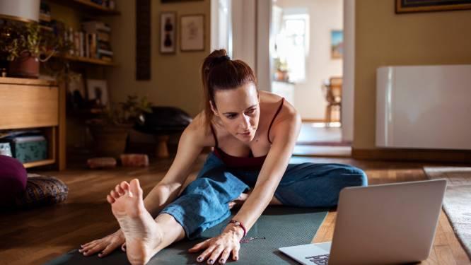 Dansstudio ∙ndigo doet aan yoga voor India