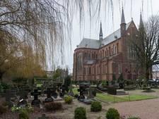 Hoogaltaar Heilig Hartkerk Boxtel verwijderd en afgevoerd