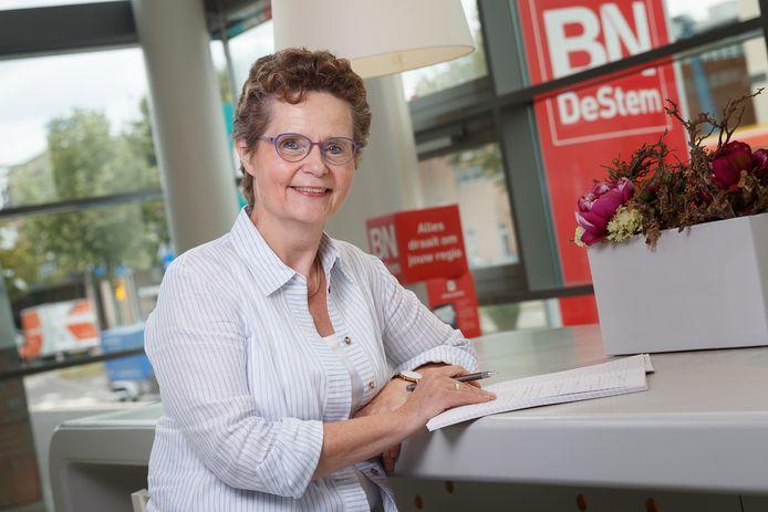 Verslaggever Franka van der Rijt