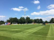 GA Eagles oefent zonder Bourhane tegen Vitesse
