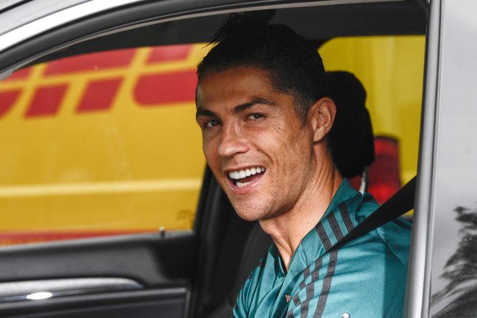 Voor Cristiano Ronaldo lijken bij Juventus andere regels te gelden.