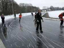 Eindelijk, we kunnen weer schaatsen! Vandaag in Lievelde, Winterswijk en Aalten; vanaf donderdag mogelijk ook op andere banen