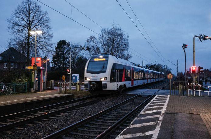 Het station in de Duitse grensplaats Praest krijgt waarschijnlijk nog dit jaar een Nederlandse oplaadpaal voor ovchipkaarten.