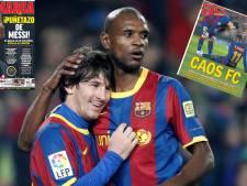 """""""Chaos FC"""": tremblement de terre à Barcelone après les tensions entre Messi et Abidal"""