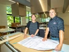Gloednieuw schoolgebouw vol nieuwe technische snufjes in Alphen is bijna klaar: 'Leerlingen zijn er trots op'