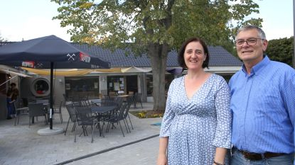 Annemie en John willen cafetaria in het Vianderdomein ook in herfst en winter blijven uitbaten