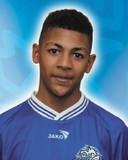 Patrick van Aanholt als jeugsspeler FC Den Bosch