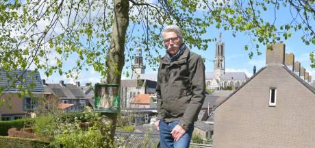 Na een carrière in de techniek sloeg Henk de Muijnck uit Hulst (79) aan het schilderen