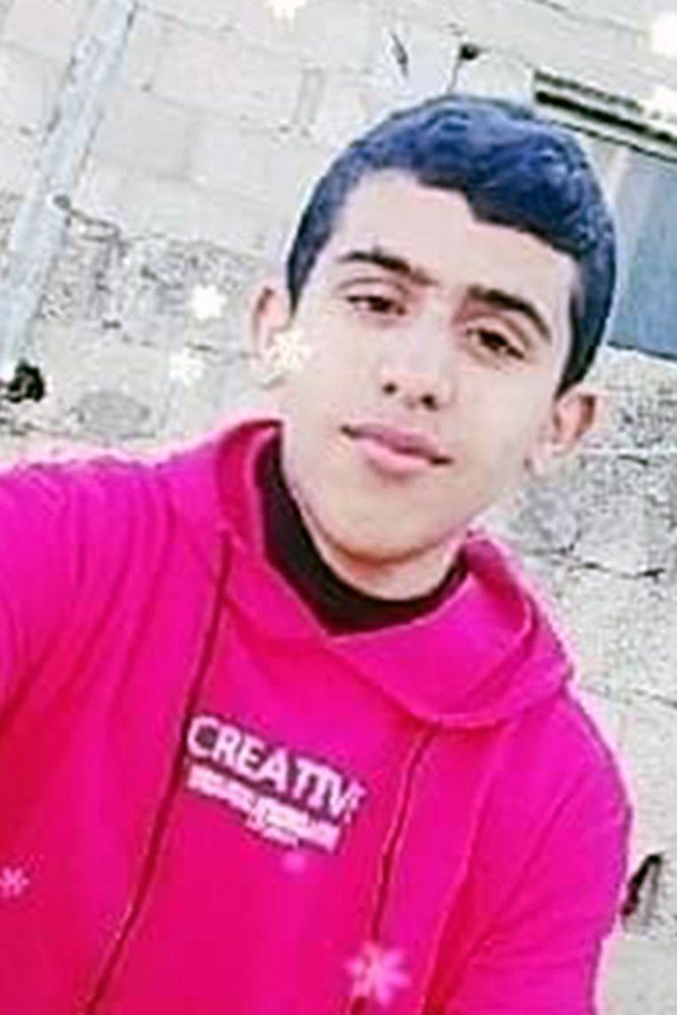 Mustafa Obaid, een van de eerste slachtoffers van de korte oorlog. Beeld NYT