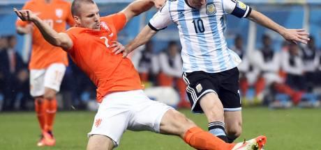 Marhinde Verkerk volgt advies Ron Vlaar op: 'Neem afscheid op het WK'