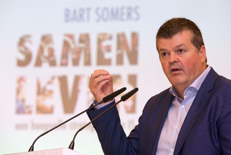 Mechels burgemeester Bart Somers. Beeld BELGA