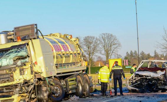 Dodelijk ongeval in Helmond