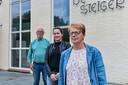 Het bestuur van De Steiger in Stampersgat bedacht zelf een toekomstvisie voor De Steiger. In die plannen keert er ook weer horeca terug in het dorp.
