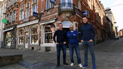 En de nieuwe naam van café Orient is... Bardot Leuven