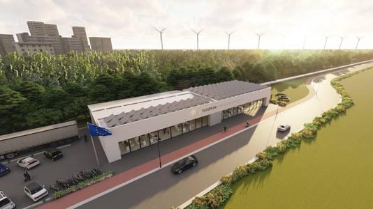 Hardt Hyperloops nog te bouwen Europese centrum, met 3 km lange testbaan