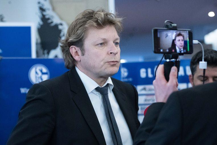 Youri Mulder: 'Met Weghorst erbij ben je niet nerveus. Dan denk je: we gaan lekker voetballen en geven alles wat we hebben.' Beeld HH, DPA Picture-Alliance