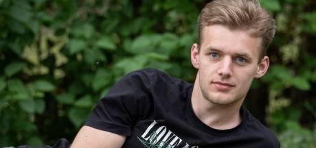 Ambitieuze Alem-spits Mart van Boxtel: 'Ik wil zo snel mogelijk in de derde klasse spelen'
