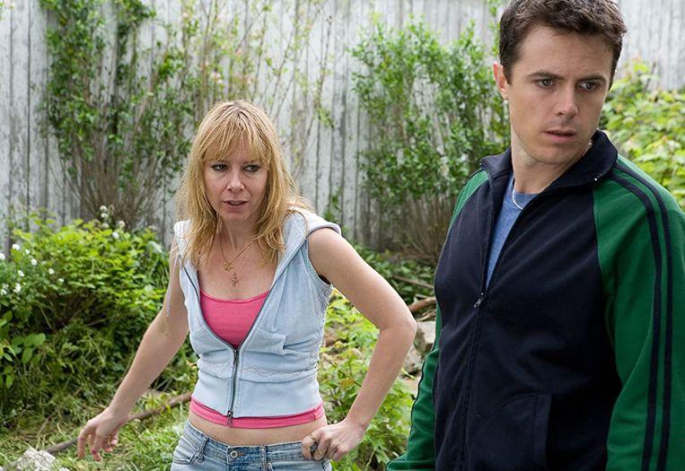 Amy Ryan en Casey Affleck in Gone Baby Gone van Ben Affleck Beeld