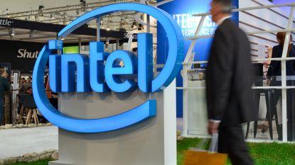 Chipgigant Intel verrast belegger met zwakke vooruitzichten
