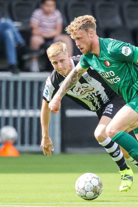 Heracles Almelo nog niet helemaal kansloos voor play-offs