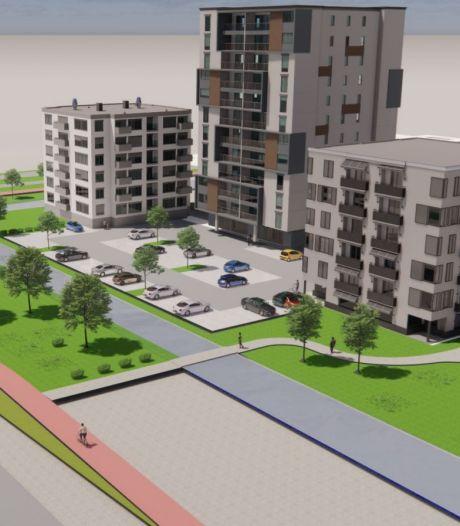 Flats tot tien hoog op plek politiebureau en brandweerkazerne in Papendrecht