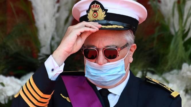 """Prins Laurent heeft spijt van aanwezigheid op Nationale Feestdag: """"Ik vroeg me af wat ik daar deed"""""""