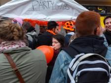 Tientallen mensen onwel door lachgas op Koningsdag