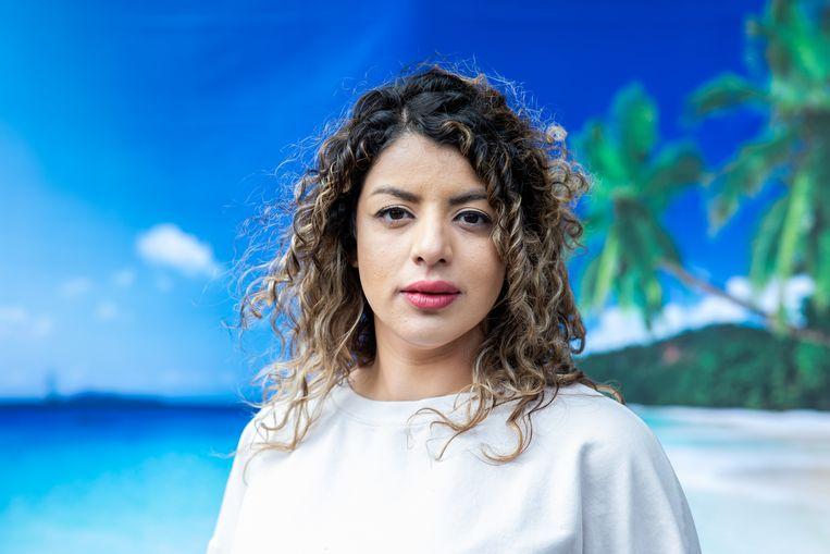 Sarah D'Ghoughi Beeld Nosh Neneh
