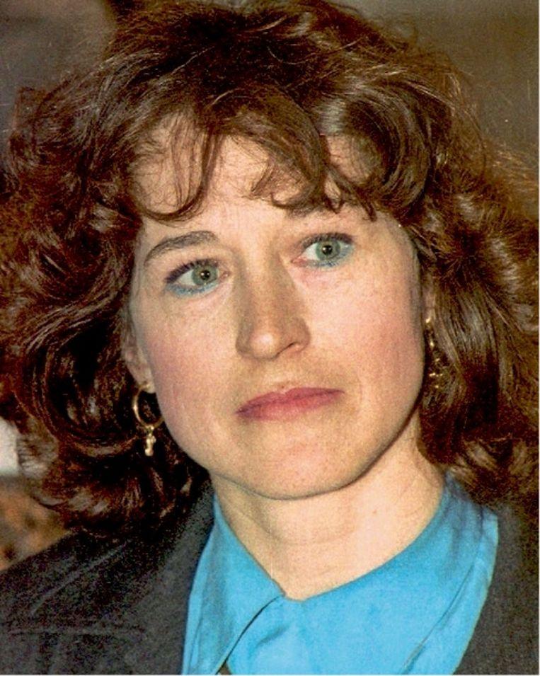 Het moordonderzoek kwam in handen van de jonge Luikse onderzoeksrechter Véronique Ancia. 'Ze heeft gedaan wat ze kon.' Beeld