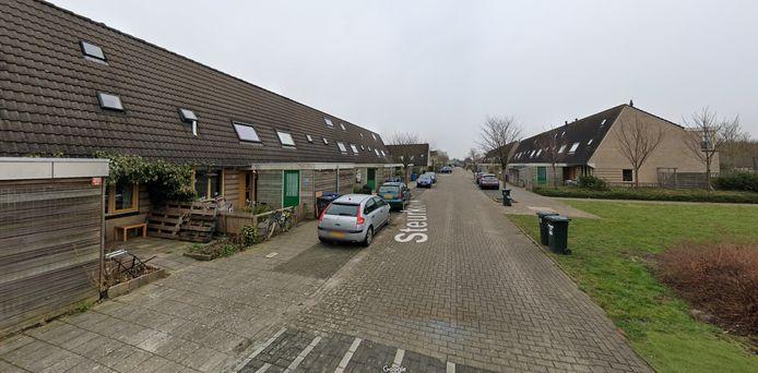Steurkolk in Zwolle.