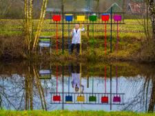 Hoe Antoon Poorthuis moest knokken voor zijn plek in de Losserse kunstwereld: 'Ik heb me echt verrot gewerkt'