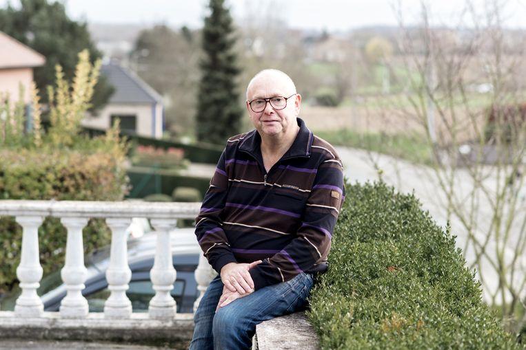 Marc Hofman van Antares, een welness- en beautyzaak in Merelbeke. Beeld Tine Schoemaker