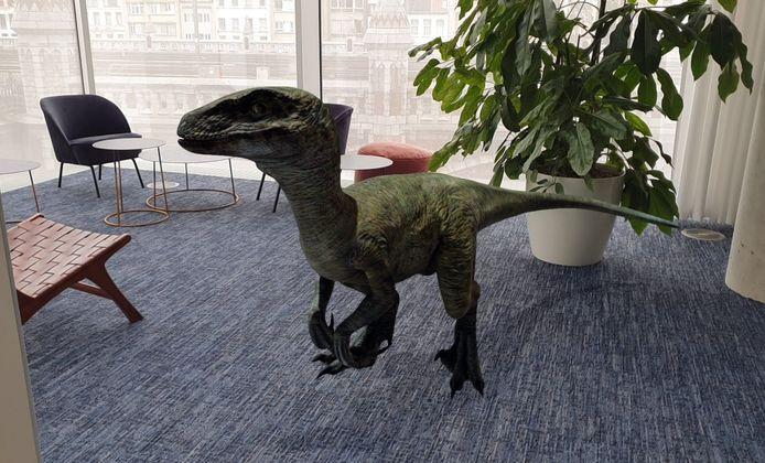 Velociraptor bientôt chez vous?