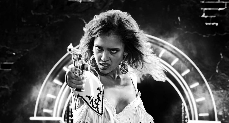 Jessica Alba in Sin City 2 Beeld rv